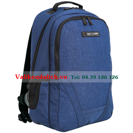 Balo-Simple-Carry-B2B02-mau-xanh-navy-1