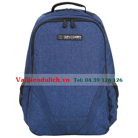 Balo-Simple-Carry-B2B02-mau-xanh-navy-2