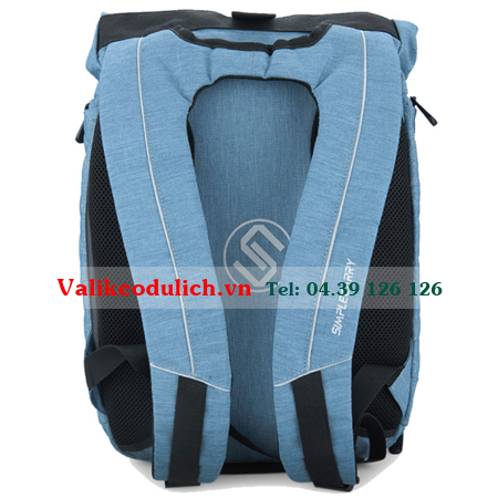 Balo-SimpleCarry-Easy-Open-mau-xanh-blue-3