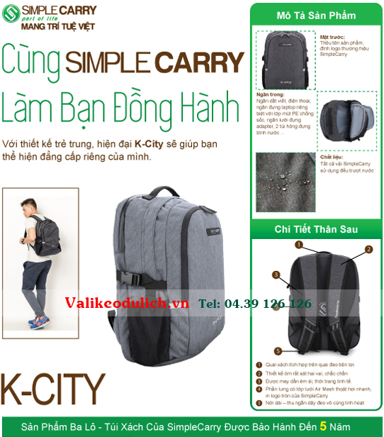 Balo-SimpleCarry-K-city