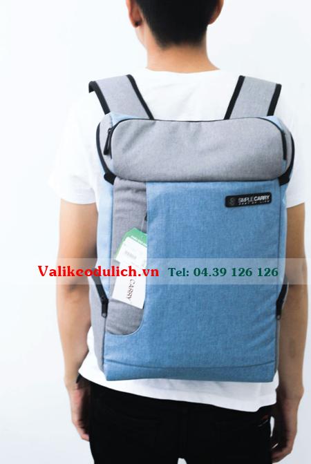 Balo-SimpleCarry-K5-xanh-blue-xam-8