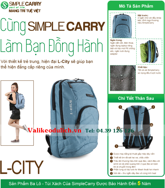 Balo-SimpleCarry-L-city