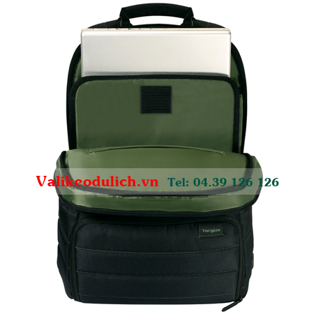 Balo-Targus-EcoSmart-Emerald-Green-Plus-5