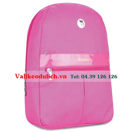 Balo-laptop-Mikkor-Editor-Pink-1