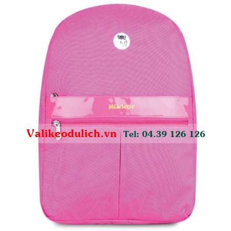 Balo-laptop-Mikkor-Editor-Pink-2