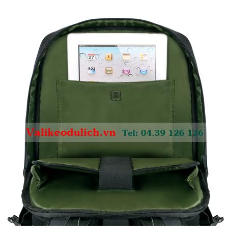 Balo-laptop-Targus-EcoSmart-Emerald-Green-6