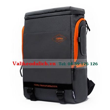 Balo-laptop-Toppu-TP-366-mau-xam-1