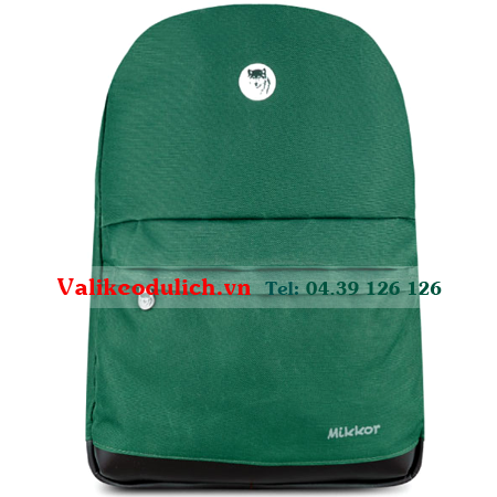 Balo-laptop-gia-re-Mikkor-Ducer-green-1
