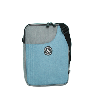 Simplecarry LC Ipad blue grey