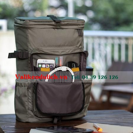 Targus-Seoul-backpack-mau-xam-9