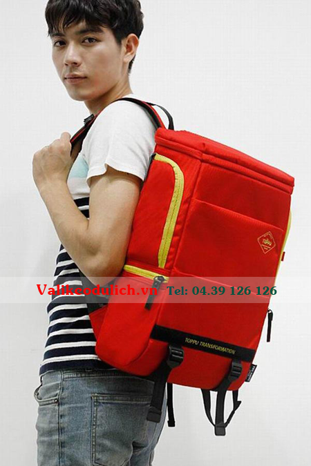 The-Toppu-TP-366-backpack-red-4