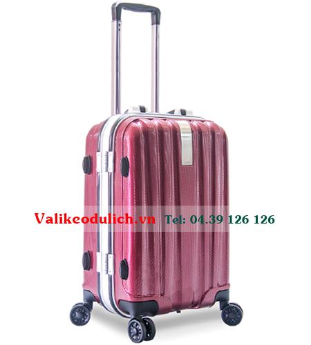 Vali-keo-khung-nhom-8032-24-inch-mau-do