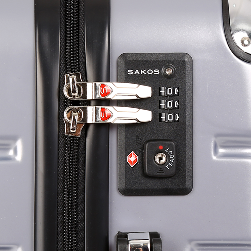 Sakos-Beryl-Suitcase-Grey-Silver-1