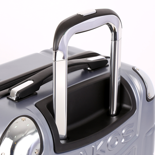 Sakos-Beryl-Suitcase-Grey-Silver-2