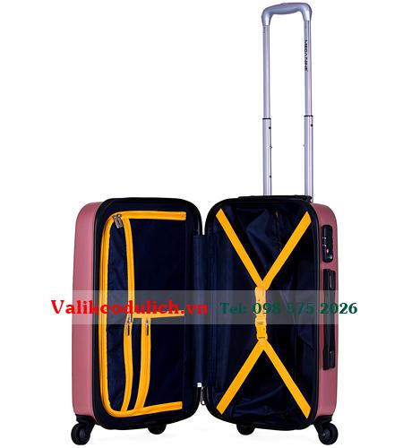 Vali-keo-chinh-hang-Meganine-9009B-20-inch-mau-hong-5