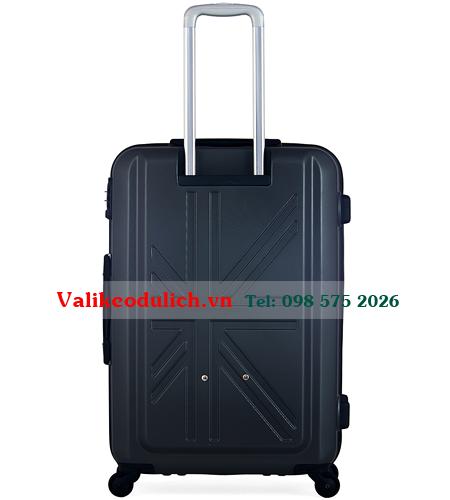 Vali-keo-nhua-Meganine-9009B-26-inch-mau-xam-4