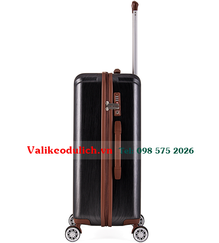 Vali-keo-Meganine-9085B-24-inch-mau-xam-den-2