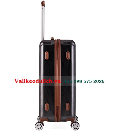 Vali-keo-Meganine-9085B-24-inch-mau-xam-den-3