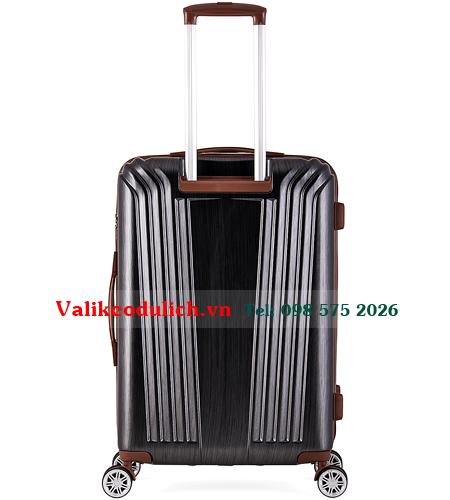 Vali-keo-Meganine-9085B-24-inch-mau-xam-den-4