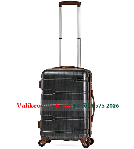 Vali-nhua-Meganine-9081B-20-inch-mau-xam-den-1