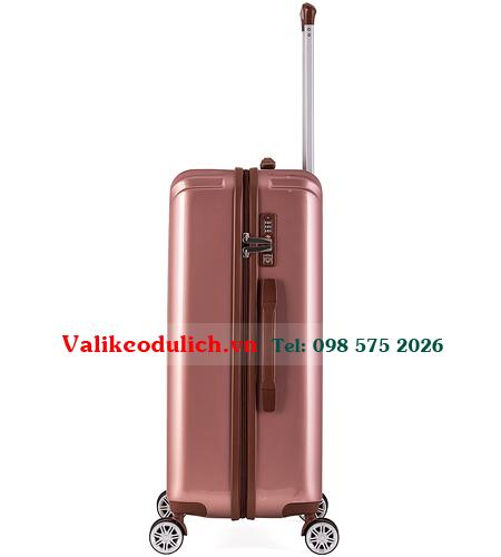 Vali-nhua-Meganine-9085B-24-inch-mau-hong-2
