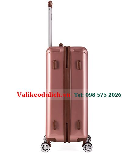 Vali-nhua-Meganine-9085B-24-inch-mau-hong-3
