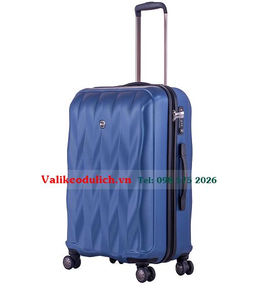 Vali nhua Epoch 8139B 24 mau xanh 1
