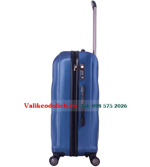 Vali nhua Epoch 8139B 24 mau xanh 2