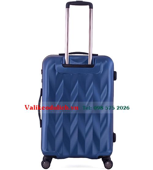 Vali nhua Epoch 8139B 24 mau xanh 3