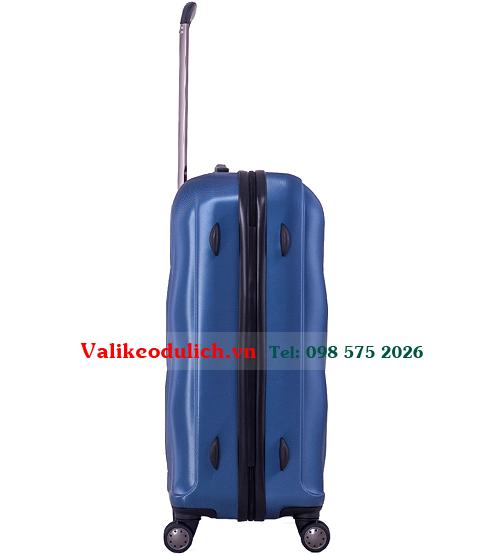 Vali nhua Epoch 8139B 24 mau xanh 4