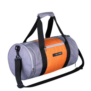 SimpleCarry Gymbag grey orange