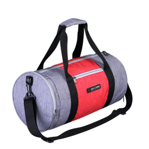 SimpleCarry Gymbag grey red
