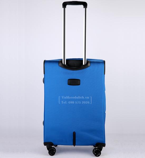 Vali Glossy Diamond GL1801 24 inch mau xanh 5