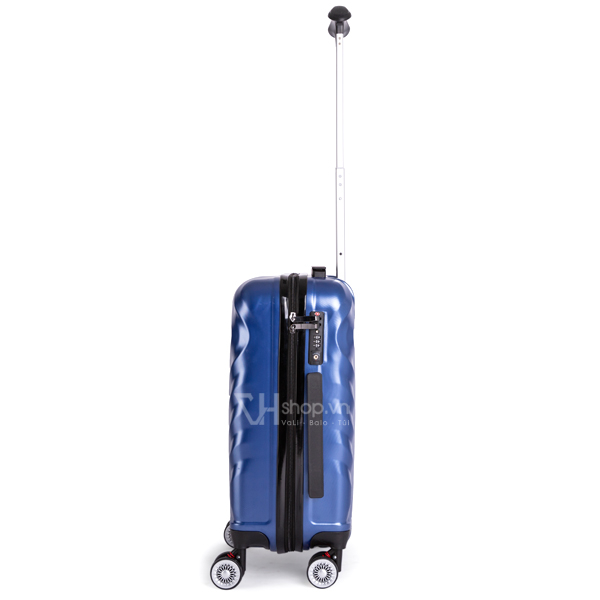 Vali keo Travel King FZ126 20 mau xanh 5