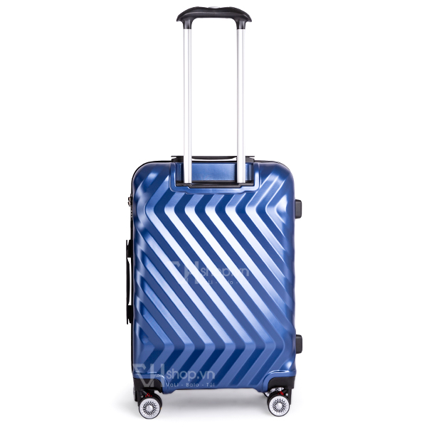 Vali keo Travel King FZ126 24 xanh 4
