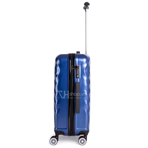 Vali keo Travel King FZ126 24 xanh 5